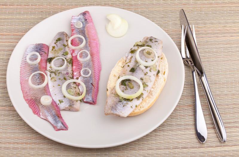 matjes herring fillets